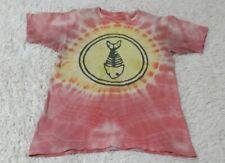 FISHBONE 1990 VINTAGE RARE Tie Dye Tee T Shirt Top Punk Rock Metal Ska Fish Bone
