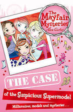 CARTER,ALEX-MAYFAIR MYSTERIES: THE CASE OF TH BOOK NEW
