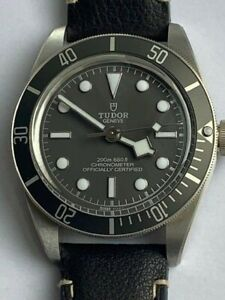 Tudor Black Bay Fifty-Eight 925 - 2021 - Silber /Silver