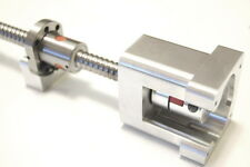 """Grizzly G0704 CNC Ball Screw Kit with Hand Fitted Ball Nuts  .0015"""" Backlash"""