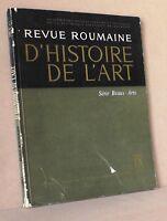Revue Roumaine d'histoire de l'art -Tome IX 1972 n.1