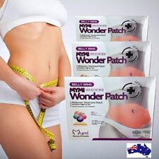 Weight Loss Belly Slimming Mymi Patches Wonder Diet Patch Abdomen Fat Burning