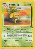 "NOADKOKO ""EXEGGUTOR"" 35/64 JUNGLE FRENCH POKEMON CARD   NM"