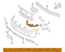 BMW OEM 07-10 X3 Front Bumper-Bracket Left 51113414309