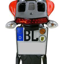 Kennzeichenhalter Motorrad / Quad / Trike  -NEU: Edelstahl-