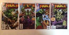 Incredible Hulk Destruction 1-4 Complete Near Mint Lot Set Run