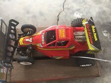 Red Arrow Buggy Radio Shack RC Radio Controlled Racer Boxed vintage Untested