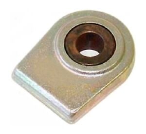 """Weld On Ball End/Lower Link Repair End Cat 2 80mm x 20mm HD 1 1/8"""" Hole Diameter"""