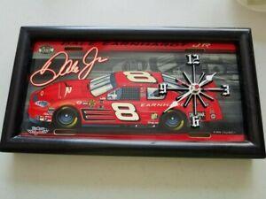 Nascar Memorabilia - Dale Earnhardt Jr. #8 clock