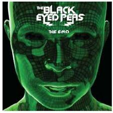 BLACK EYED PEAS THE E.N.D. 2009 CD HIP-HOP DANCE SOUL POP MUSIC BRAND NEW
