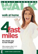 NEW Leslie Sansone - Just Walk - 4 Fast Miles (DVD R4)