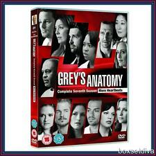 GREYS ANATOMY COMPLETE SEASON 7 *BRAND NEW DVD *