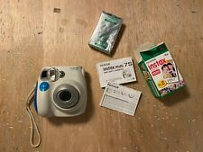 Fuji Instax Mini 7s Fujifilm Instant Camera - WITH Film