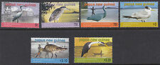 PAPUA NEW GUINEA : 2005 Coastal Birds  set SG 1060-5 MNH