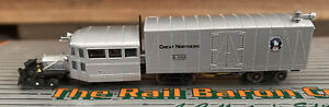 Con-Cor N Scale Galloping Goose Great Northern GN X-105 DCC Equipped