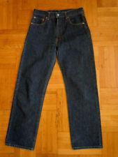 LEVI'S JAPAN LVC mint 502XX repro dark indigo straight jeans: W29-L30