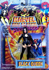 Marvel Hall Of Fame Black Queen Action Figure She Toy