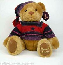 2004 Harrods Thomas Teddy Bear London The Perfect Birthday/Anniversary/Baby Gift