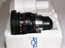 Optar 50mm f1.2/T1.3 #0925018 S16 in PL-mount Luma Tech Illumina Brand NEW lens