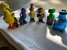 Sesame Street Vintage Collectible Children Baby Lot
