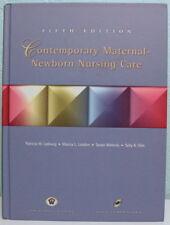Contemporary Maternal-Newborn Nursing Care by Susan Moberly, Sally B. Olds, Marc