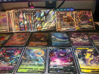 Pokemon Card Lot 20 OFFICIAL TCG Cards Ultra Rare Included - GX EX MEGA V HOLOS