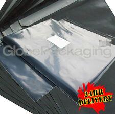 "250 x 13x19"" Grey Postage Mailing Bags +100 6x9"" FREE"