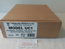 Tjernlund UC1 Universal Control 3/4 HP Max BRAND NEW IN BOX ~ FREE SHIPPING