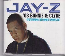 Jay Z-03 Bonnie&Clyde promo cd single