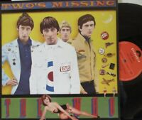 THE WHO - Two's Missing ~ VINYL LP