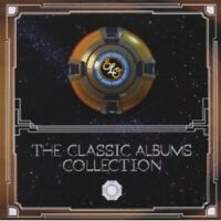 ELECTRIC LIGHT ORCHESTRA - THE CLASSIC ALBUMS COLLECTION 11 CD BOX NEU