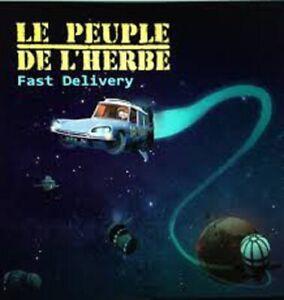 LE PEUPLE DE L' HERBE FAST DELIVERY BONEPLAK RECORDS VINYLE NEUF NEW VINYL LP