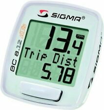 Sigma Sport BC8.12 ATS Wireless 8 Function Bicycle Computer