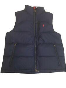 Mens Polo Ralph Lauren Vest Size L