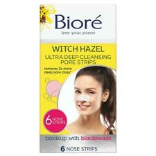 BIORE ULTRA DEEP CLEANSING PORE STRIPS 6PK - NOSE ONLY