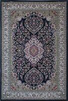 "Authentic  Wool RNR-9209 5' 3"" x 7' 8"" Persian Kirman Rug"
