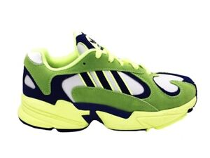 ADIDAS YUNG-1 Sneakers Green Violet White EG2922