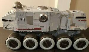 STAR WARS Clone Turbo Tank Vehicle Hasbro Incomplete