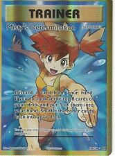 Rare Pokémon Individual Cards with Full Art in English