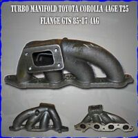 cast EXHAUST MANIFOLD KIT SUIT TOYOTA COROLLA AE86 4AGE SPRINTER 1.6L 1.6