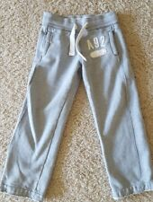 ABERCROMBIE KIDS BOYS GREY SPORT PANTS COTTON SIZE  S