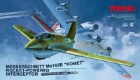 Meng Model 1:32 scale model kit - Messerschmitt Me163B Komet  MNGQS-001