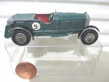 Lesney Matchbox 1958 Models of Yesteryear Y5 Grn 1929 LeMans Bentley GreyTonneau