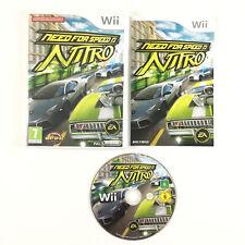 Need For Speed Nitro Wii / Jeu Sur Console Nintendo Wii et Wii U