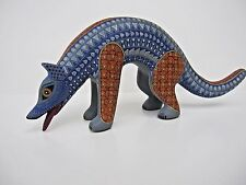 OAXACA CARVINGS WONDERFUL COYOTE  MEXICAN FOLK ART