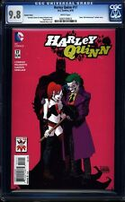 Harley Quinn 17 CGC 9.8 WP Variant Edition Modern Age DC Comic (2014) IGKC L@@K