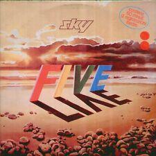 """SKY """" DOPPIO LIVE """" LP SIGILLATO CGD 1983 ITALY ROCK PROGRESSIVE   RARO"""
