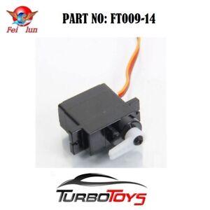 NEW - FT009 RC BOAT - STEERING GEAR SERVO PART FT009-14  - AUS SELLER & STOCK