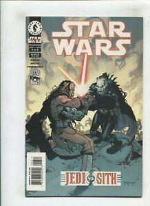 STAR WARS: JEDI VS. SITH #6 (9.2) 2001
