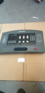 Lot 71, Life Fitness 95ti  Treamill CONSOLE Commercial Gym Equipment